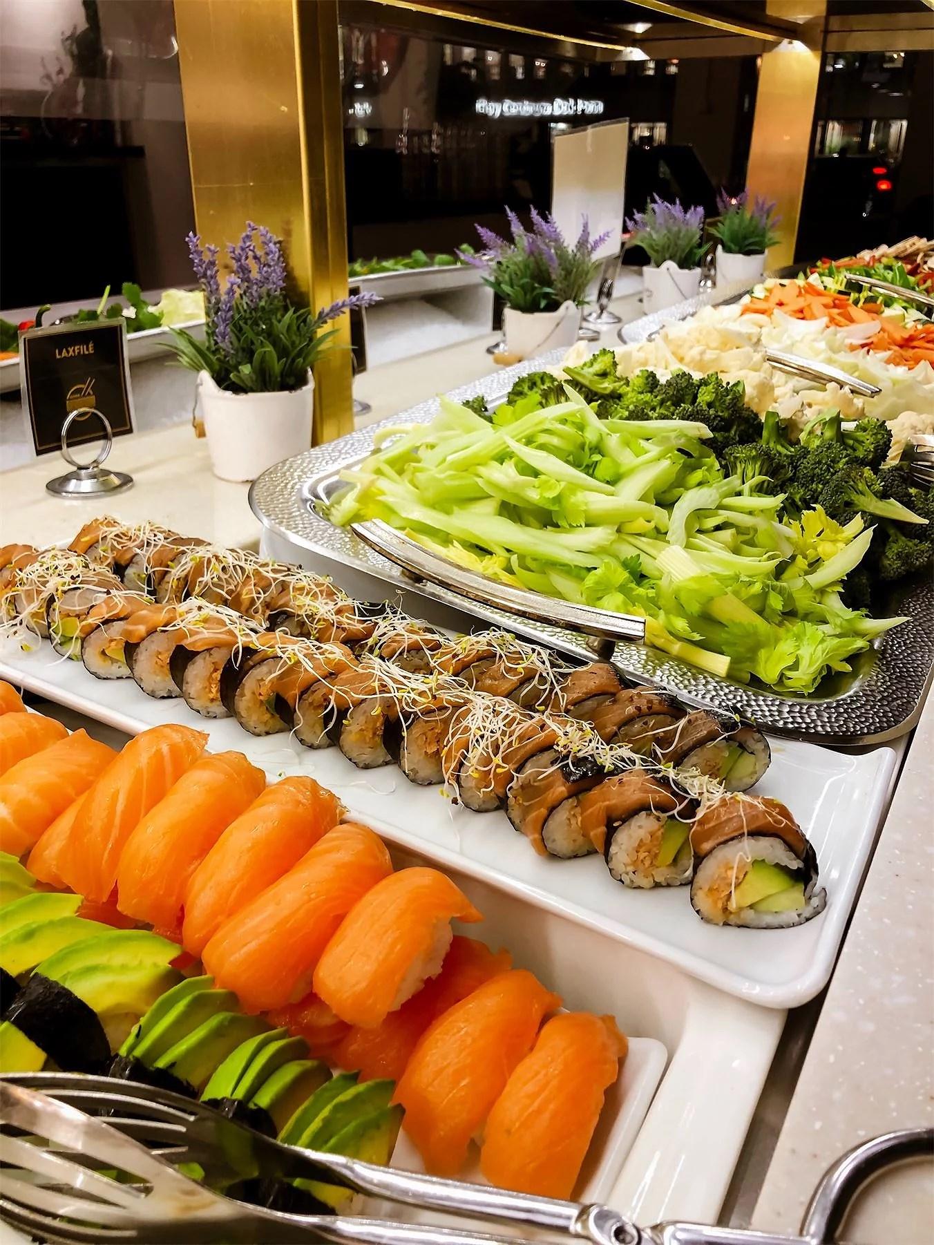 Date night och restaurangtips i Täby