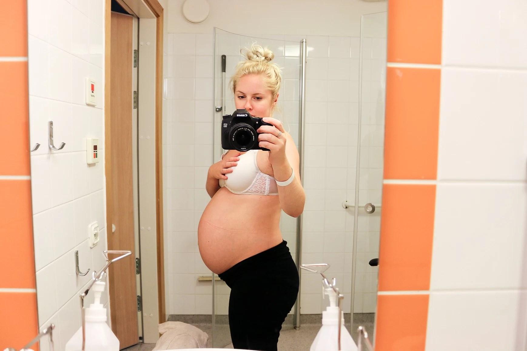 Förlossningsberättelse del 1