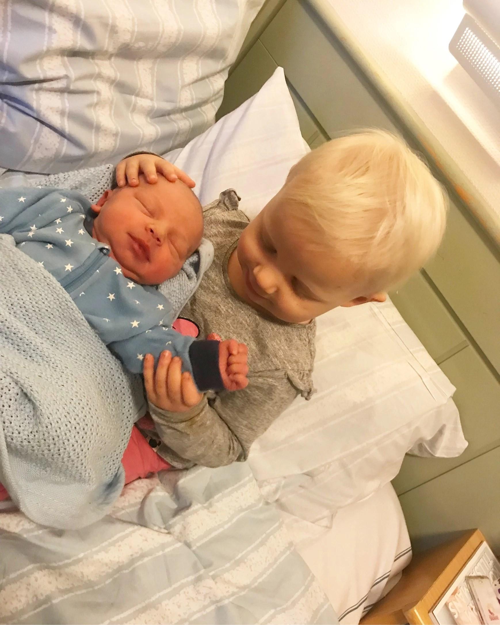 Första mötet / Remiss till ultraljud