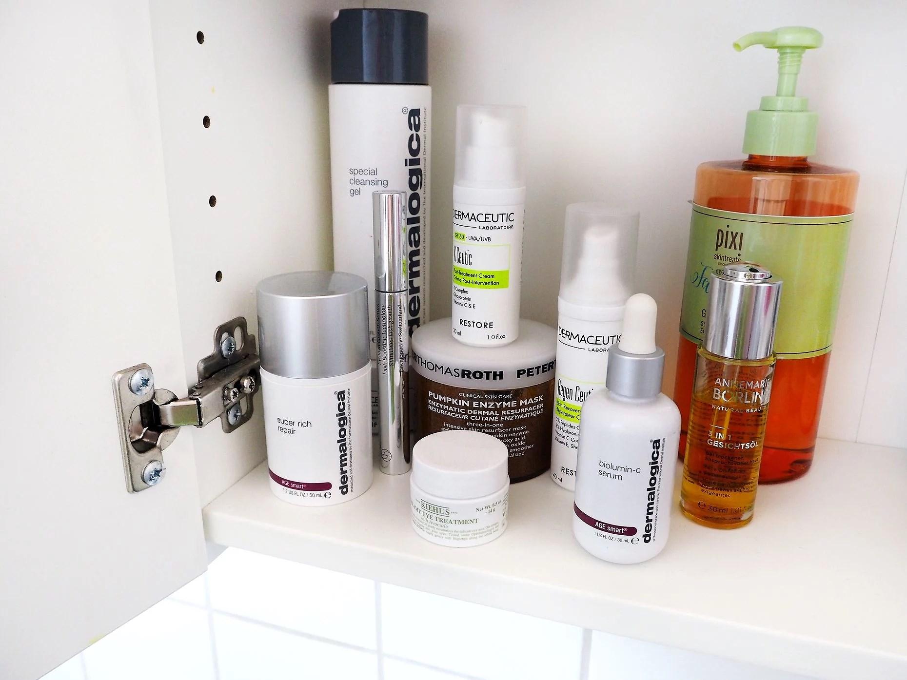 Skincare routine | very dry skin