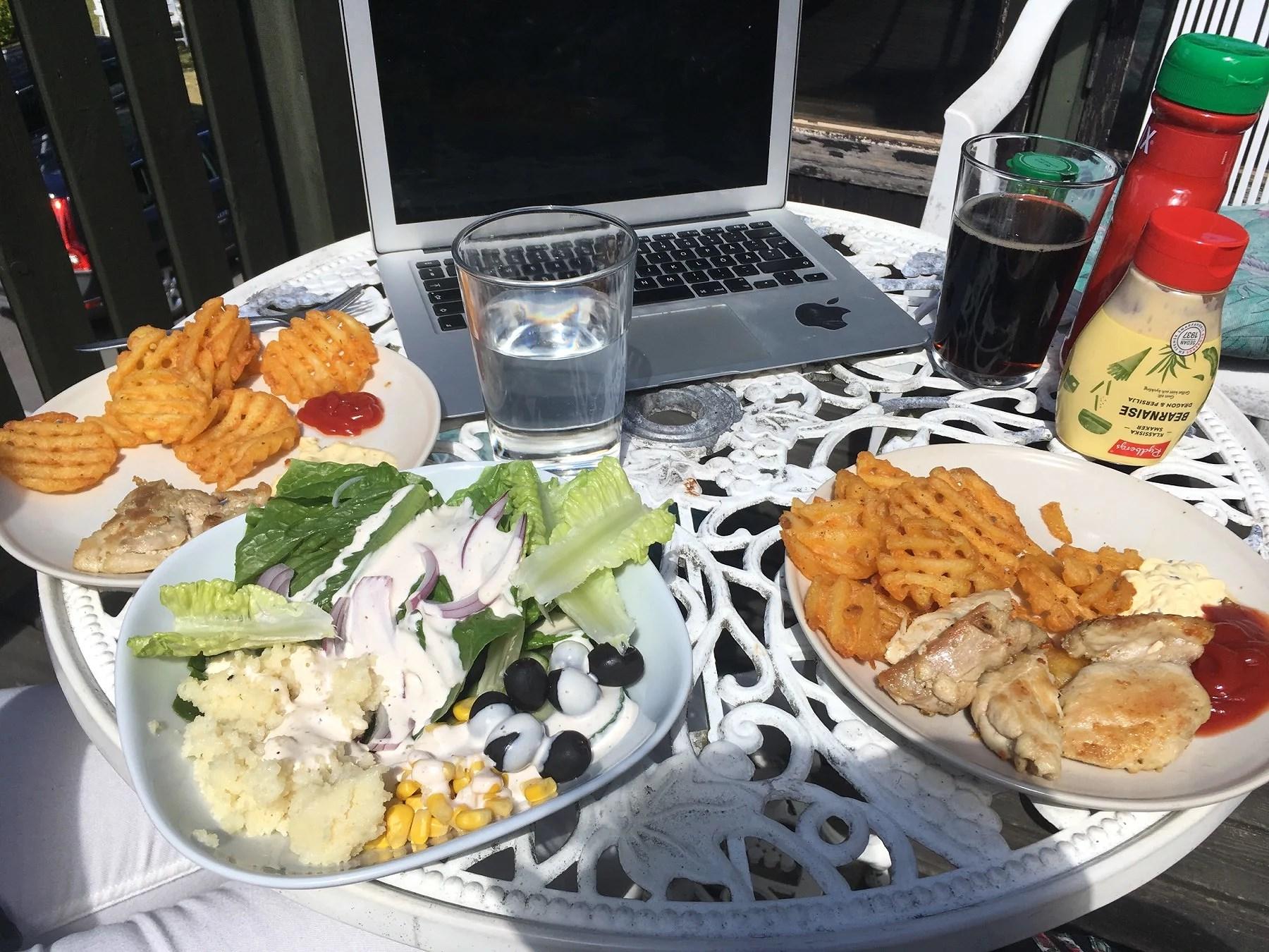 Dagens lunch