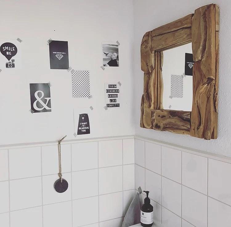 Driftwood spiegel
