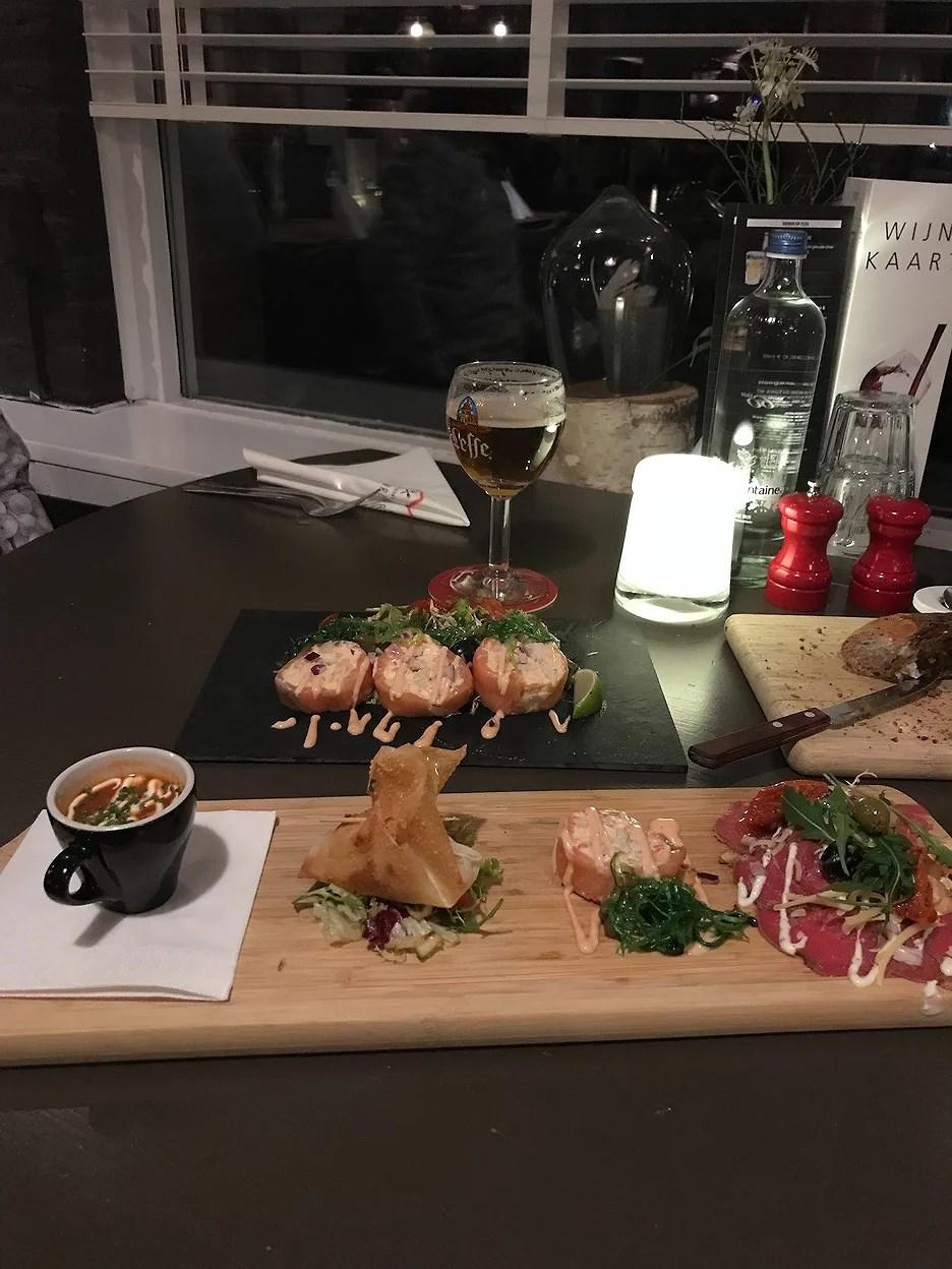 Restaurant Havenrijk in Uitgeest.
