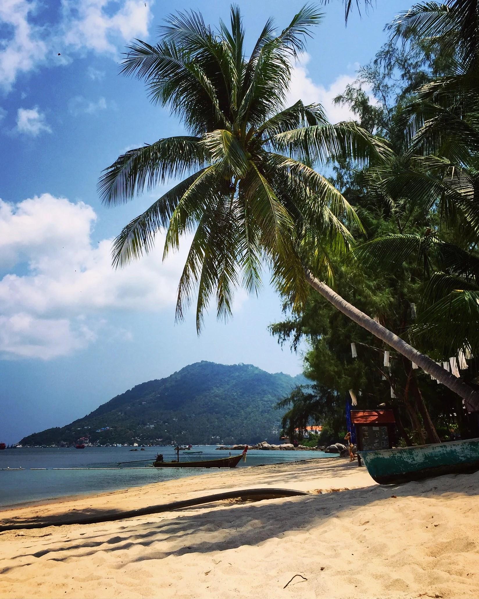 Underbar vistelse på Koh Tao
