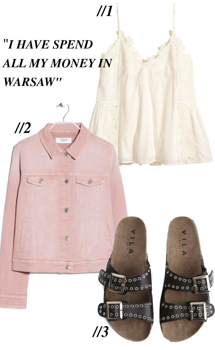 WARSAW SHOPPING