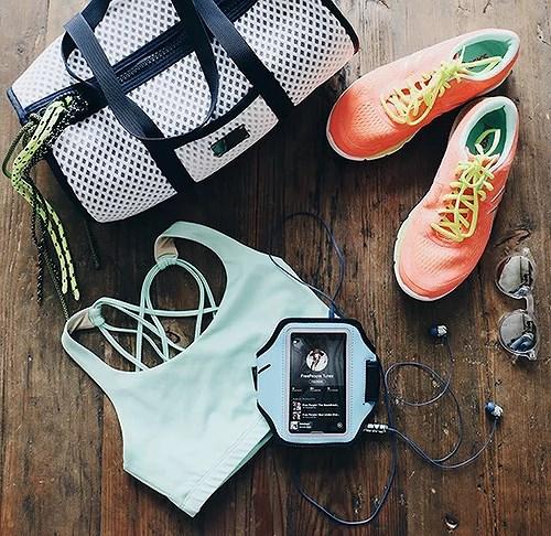 Træning, ømmemuskler og hot stone!
