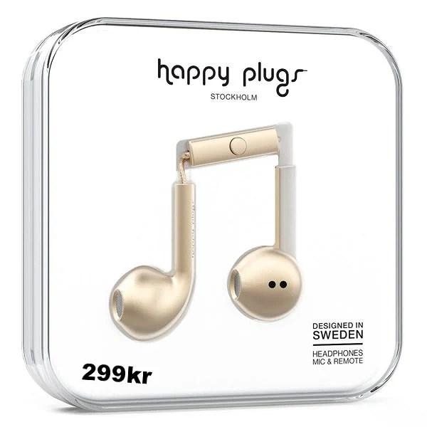 Happy plugs eller Apple?