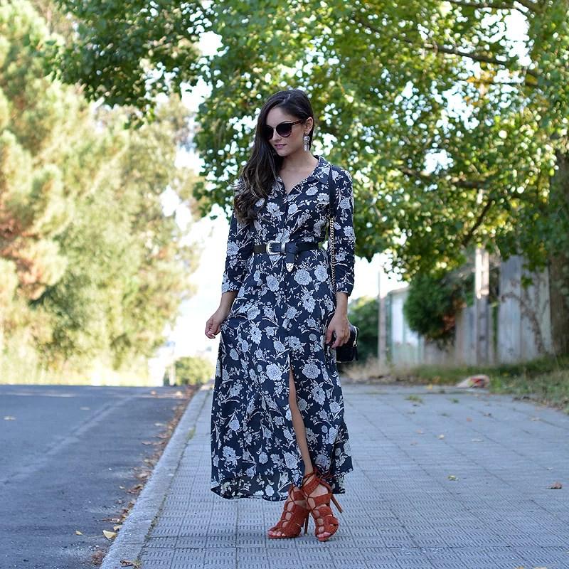 zara_ootd_lookbook_street style_floral dress_07