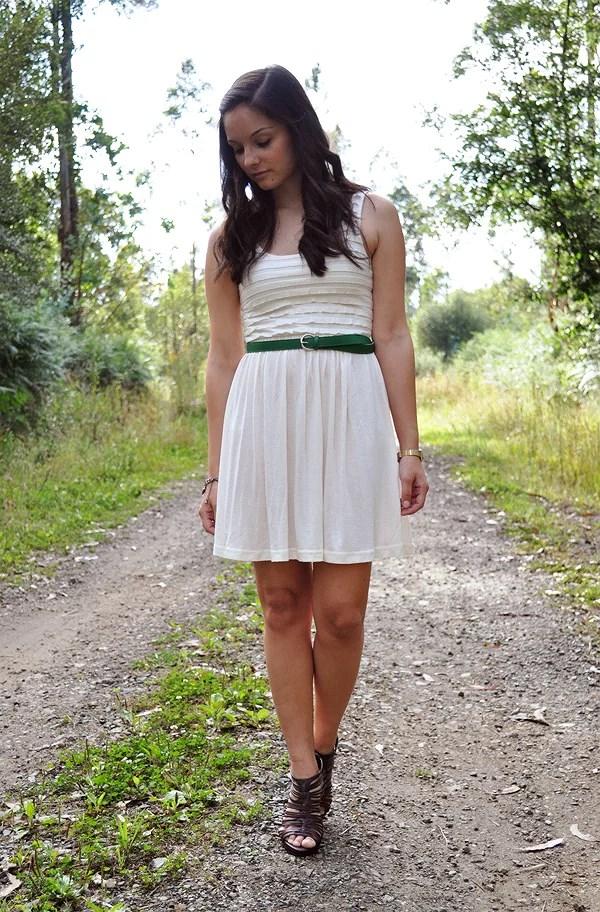 Little White Dress...
