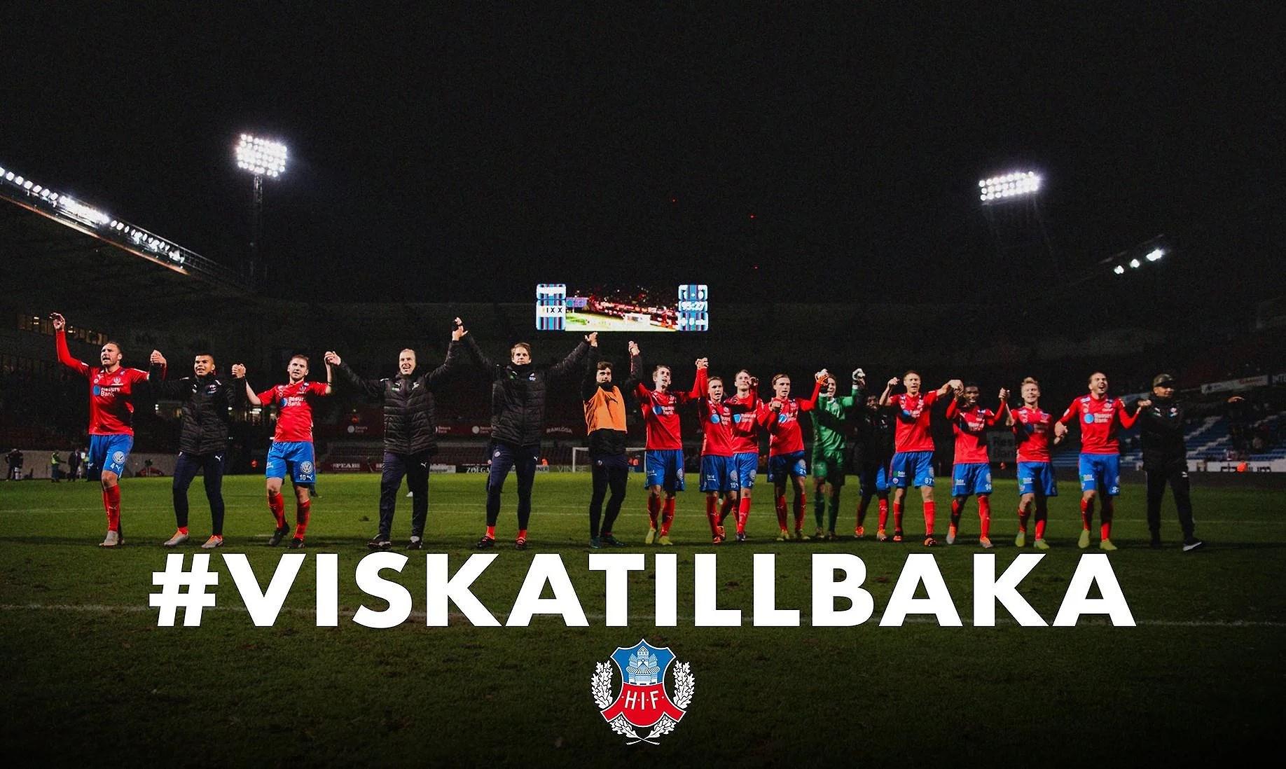 #viskatillbaka