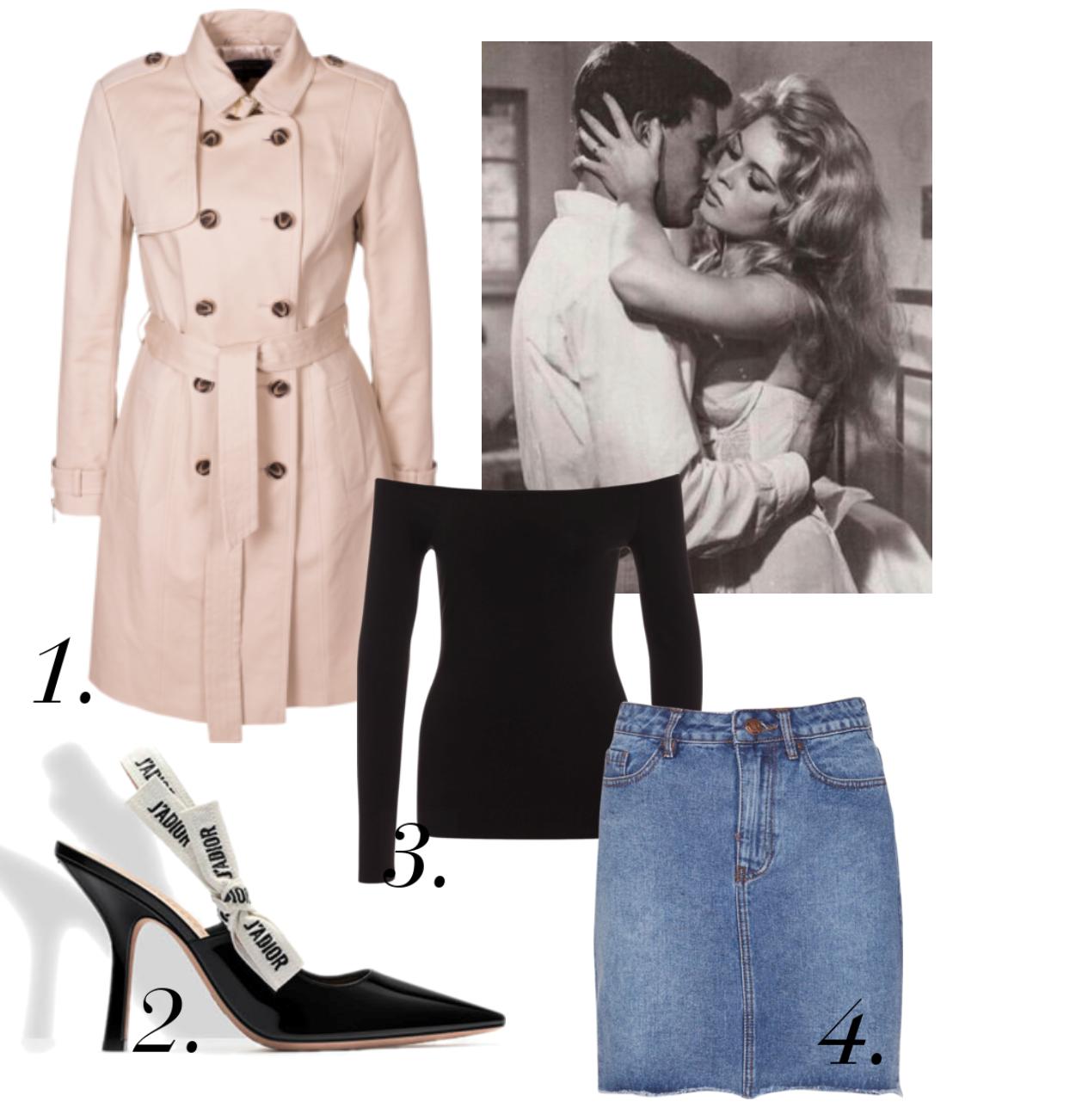 Style Icons: Brigitte Bardot