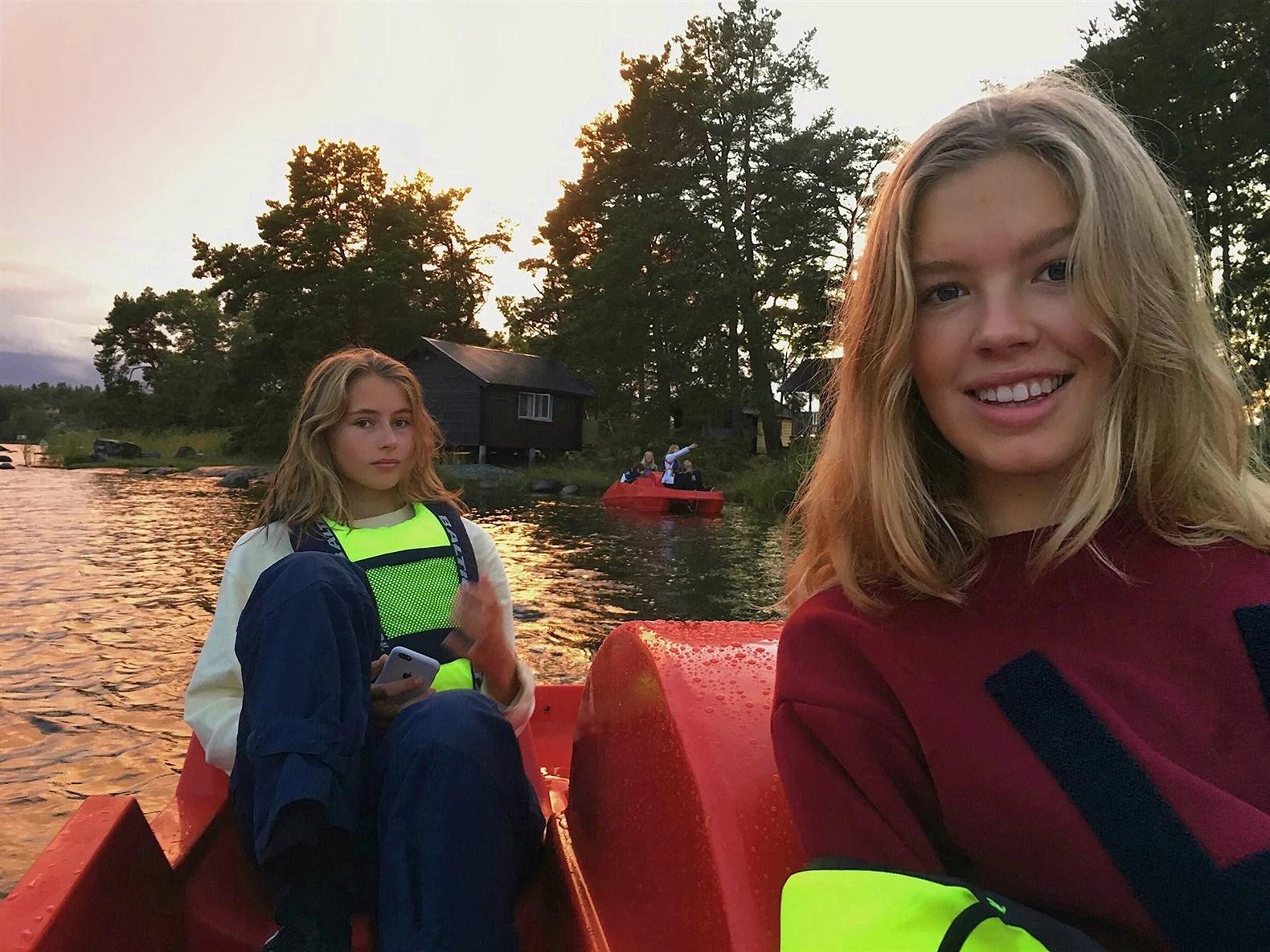 Klassresa: Ängsholmen