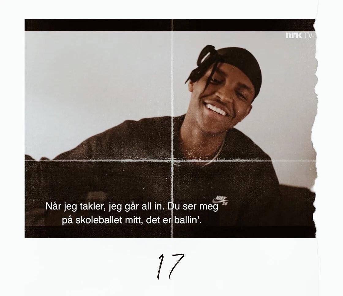 Kan vi snakke litt om 17?