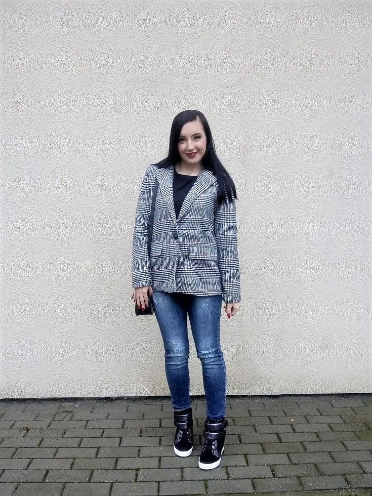 Elegancko i wygodnie / Codzienny LOOK