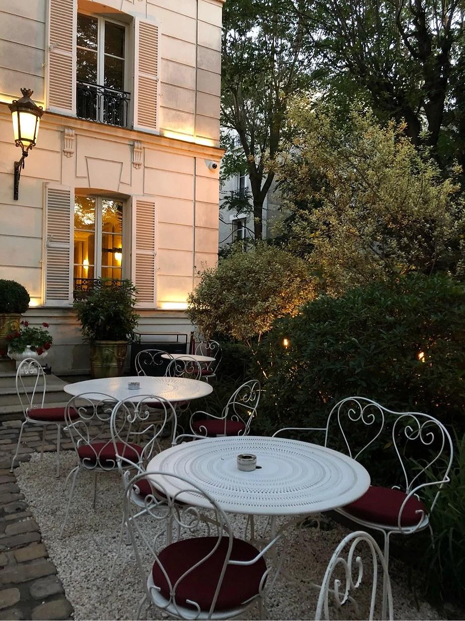 En kväll runt Montmartre