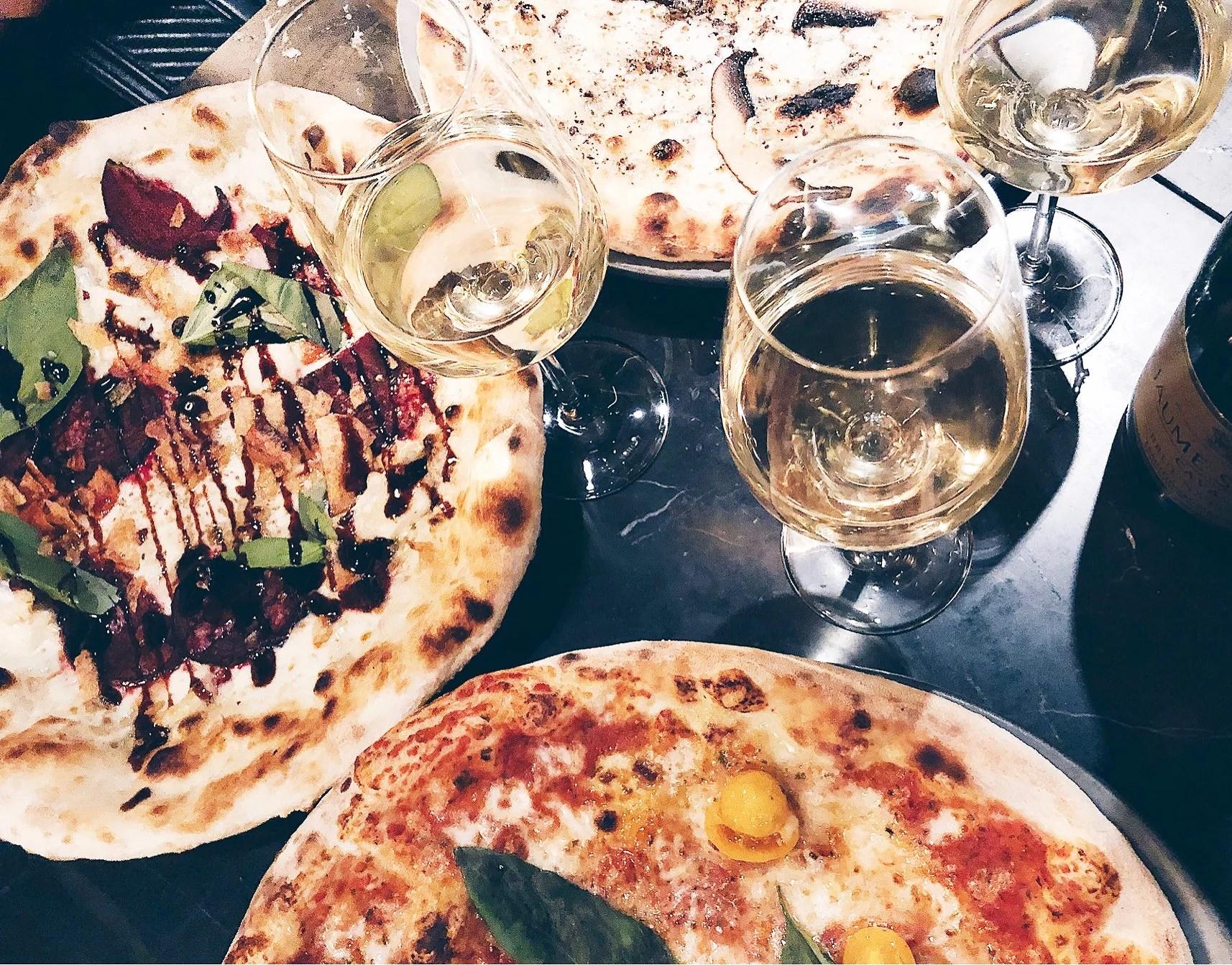 Pizza & vinkväll