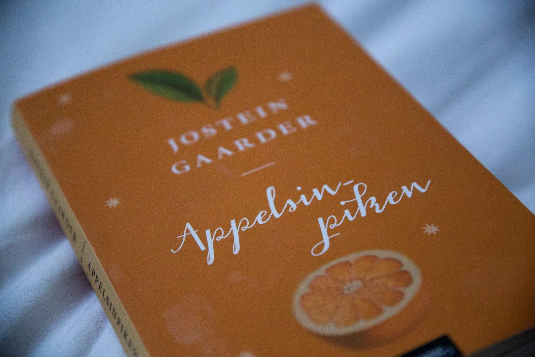 Appelsinpiken av Jostein Gaarder
