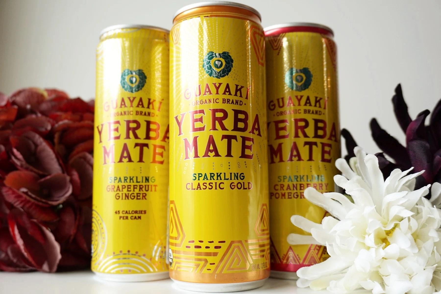 Giveaway: Guayaki Yerba Mate Energidrikk