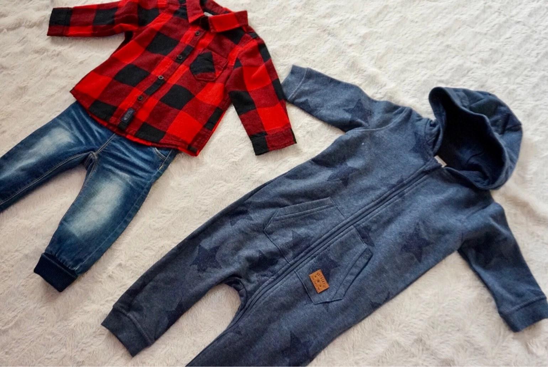 Baby garderoben