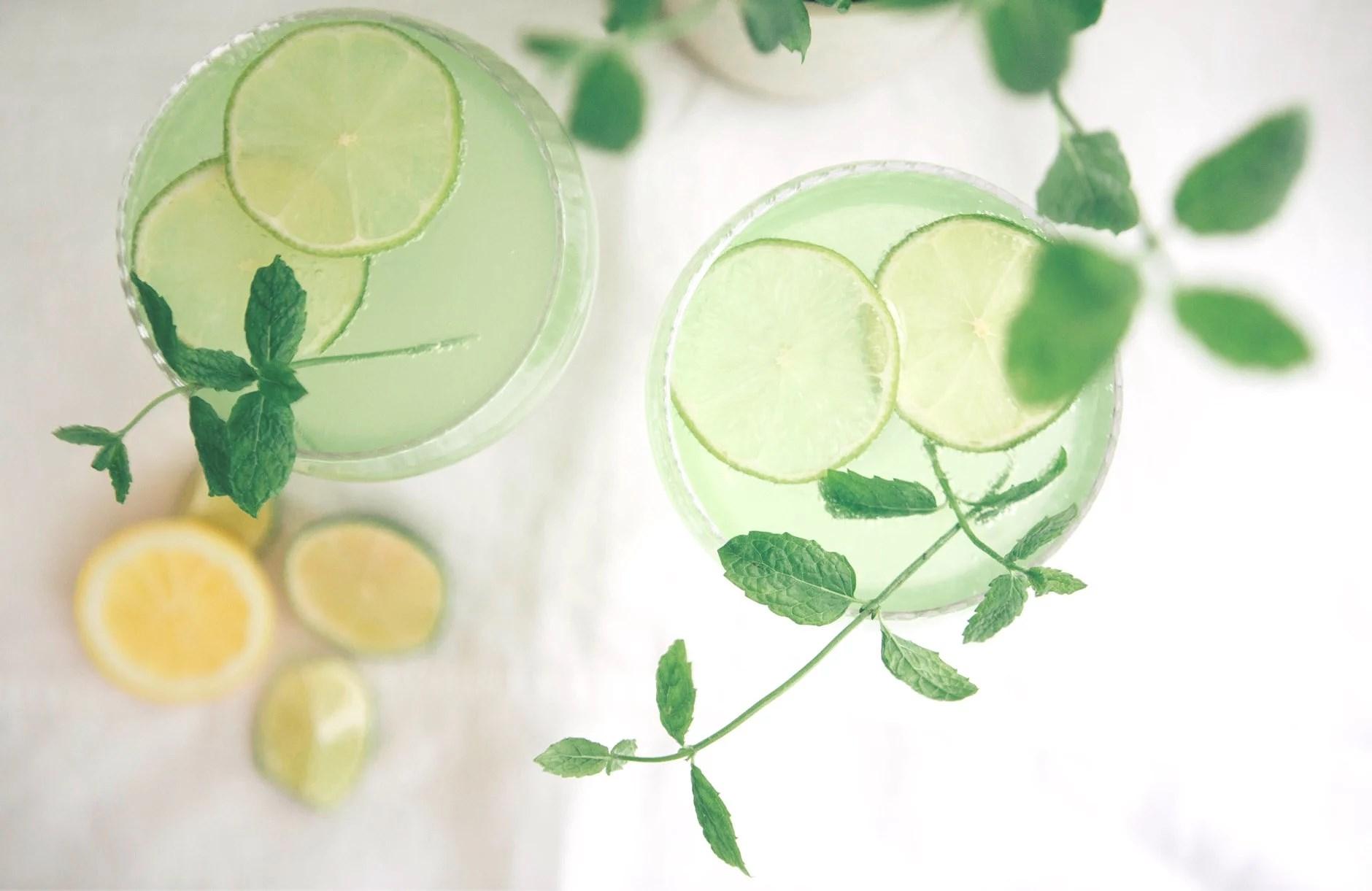 DRINKRECEPT - ÄPPEL MOJITO