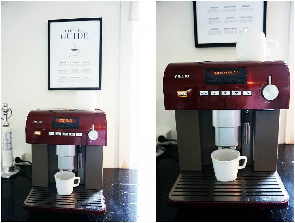 Coffe is ready!