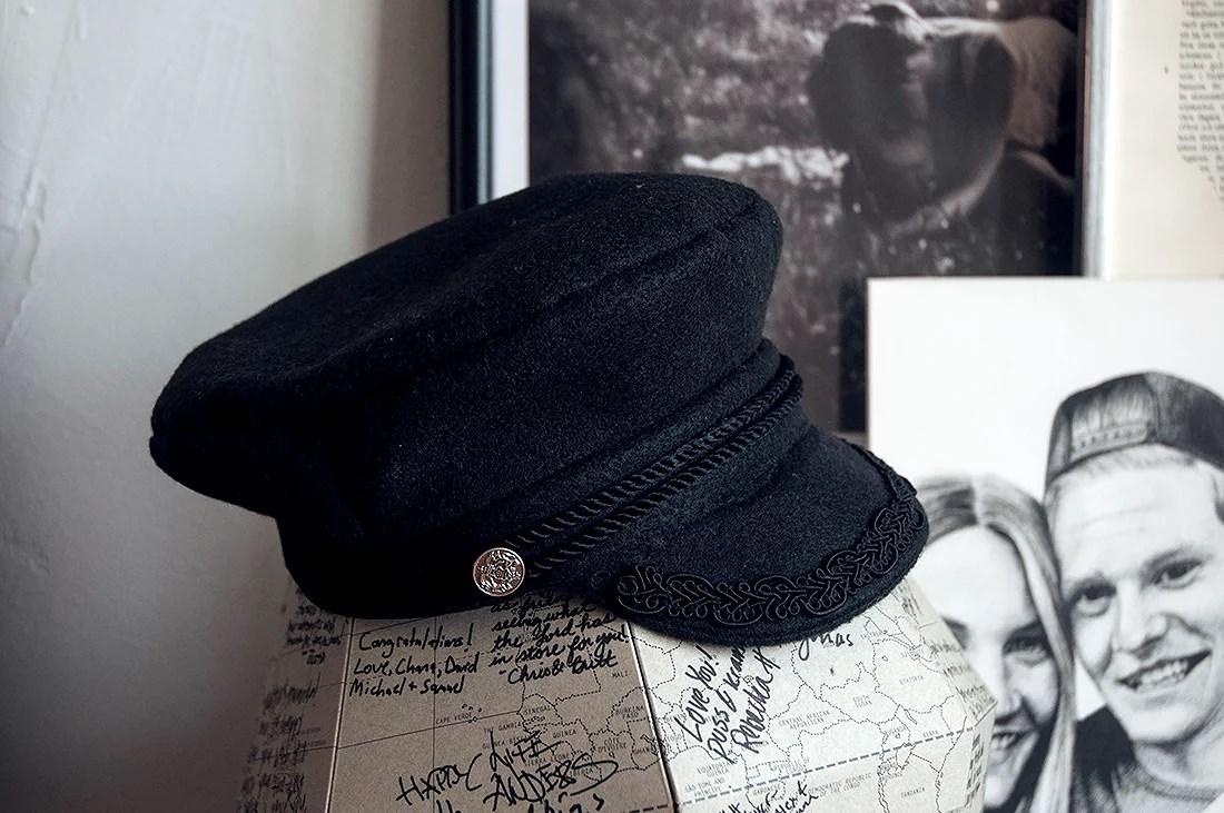 My new hat!