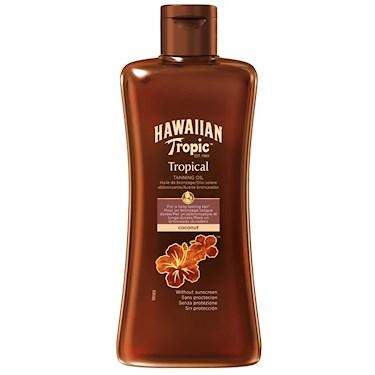 HAWAIIAN TROPIC TANNING OIL COCONUT