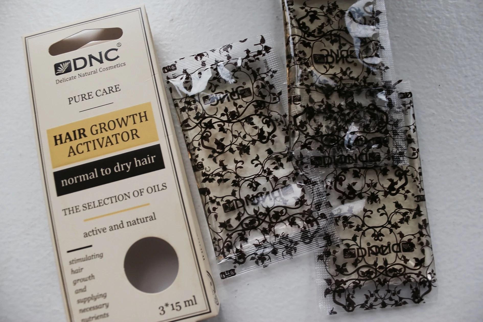 Lækre olier til dit hår, dine vipper og dine bryn!