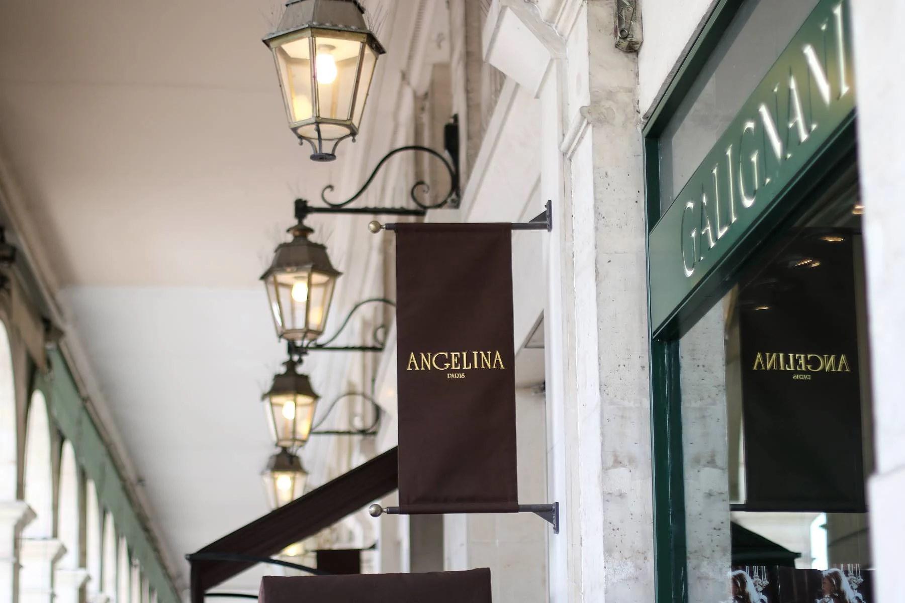 Paris booked