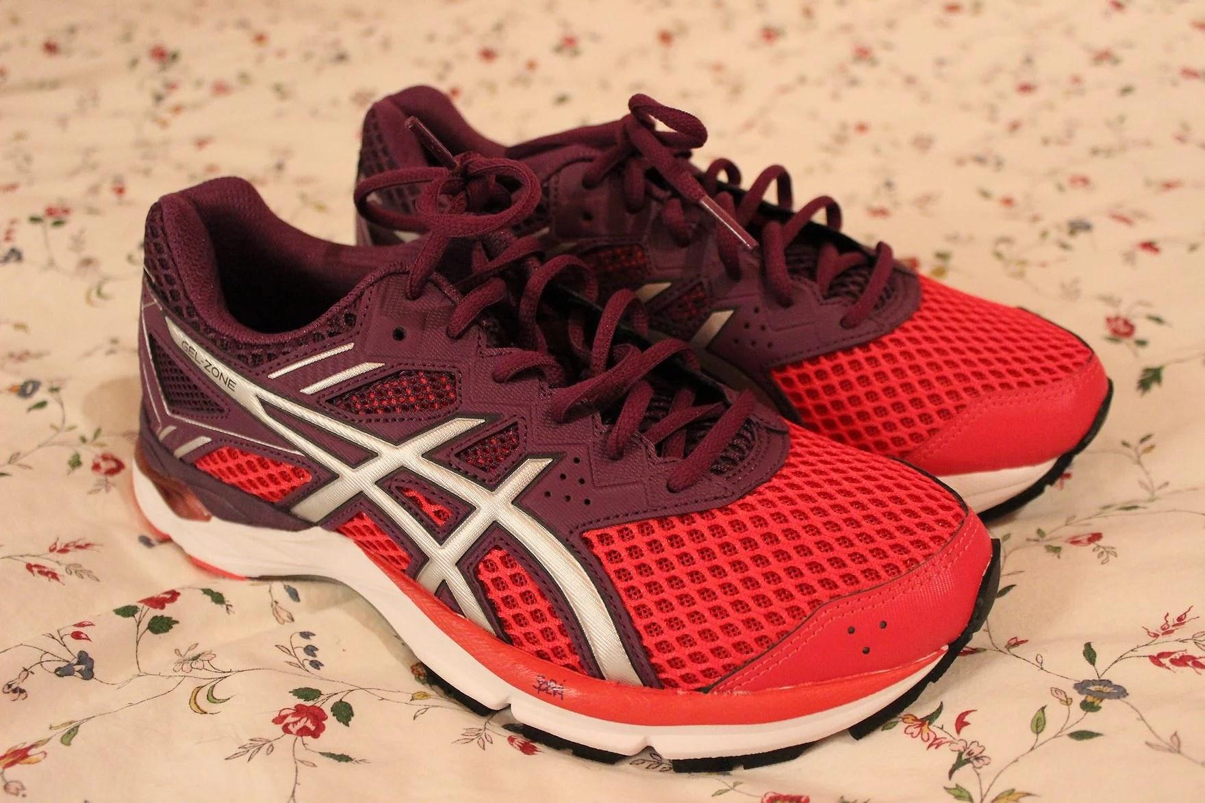 Nya skor till jobbet
