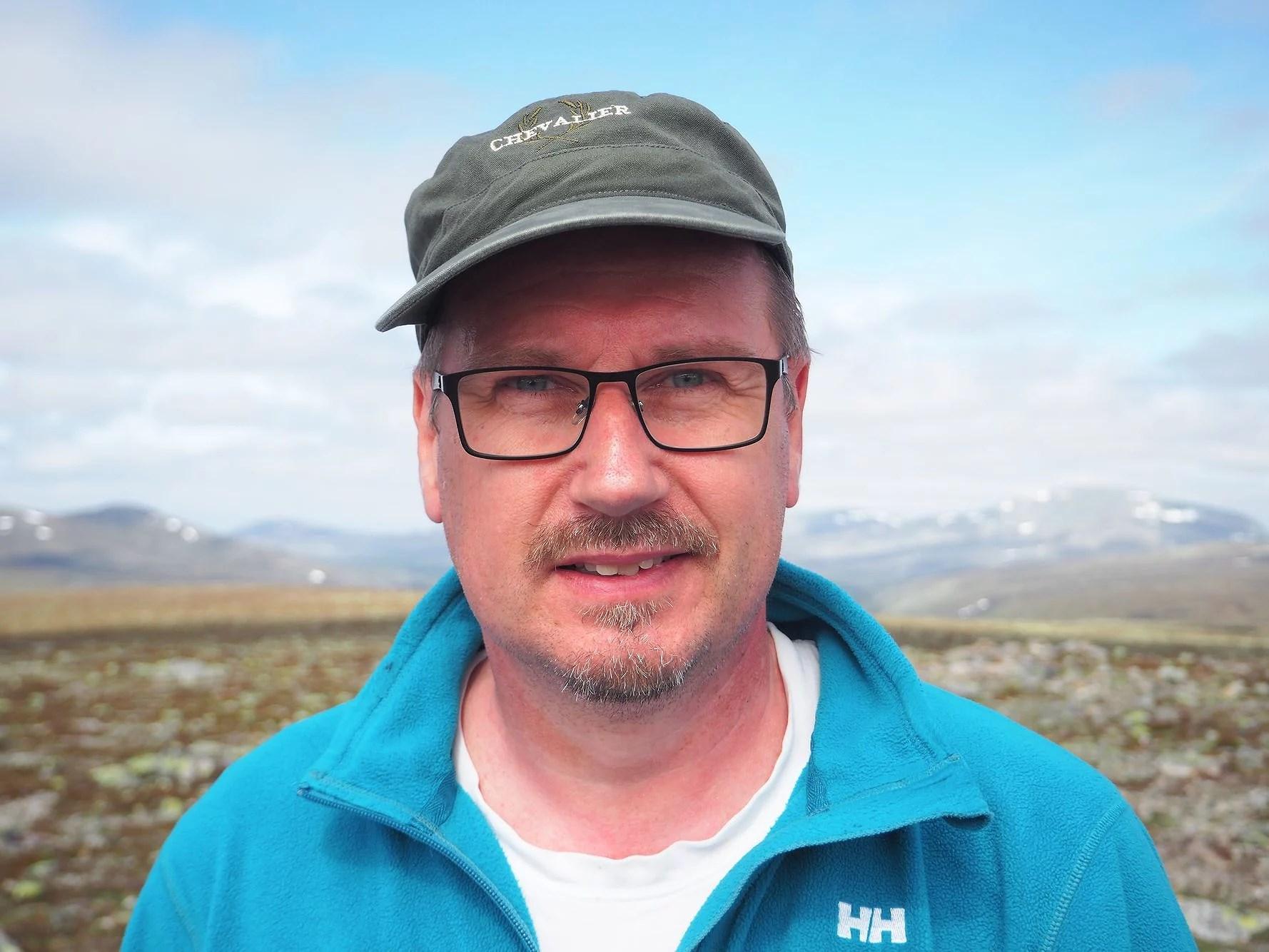 Grövelsjön - vandring
