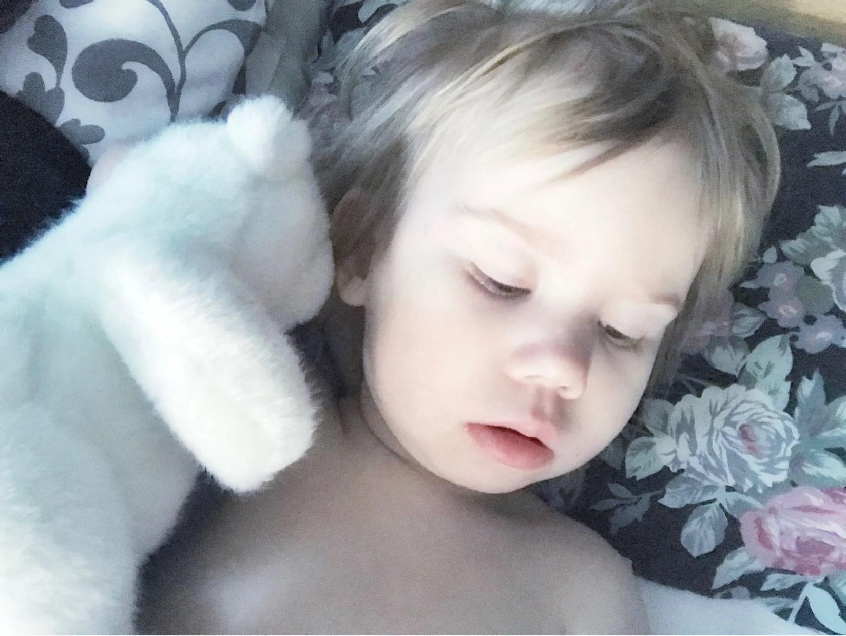 Somnade utan napp