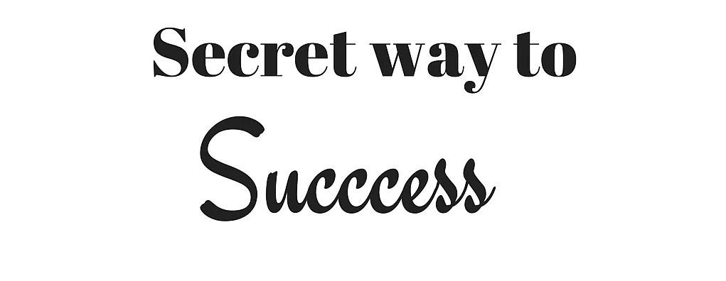 5 saker du kan göra varje dag för att nå framgång