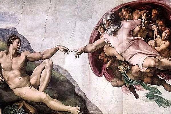 Allmänbildning: Michelangelo