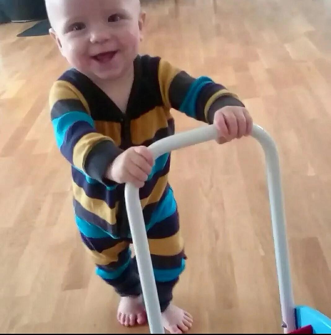 När liten blir stor