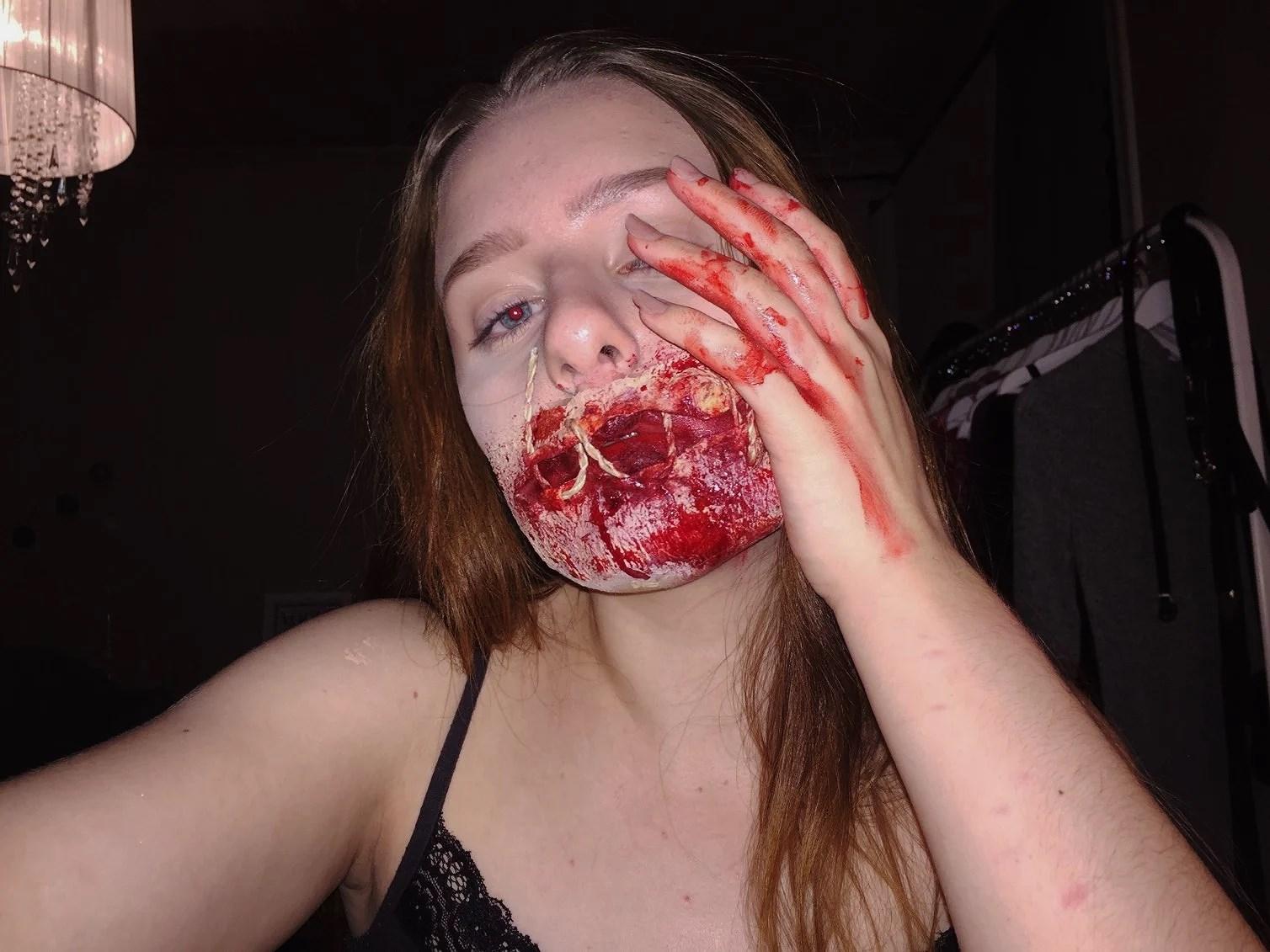 Halloween #2 Blod överallt