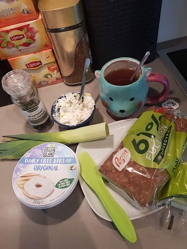 Bute Islands Vegan Island Diary free spread vegansk färskost