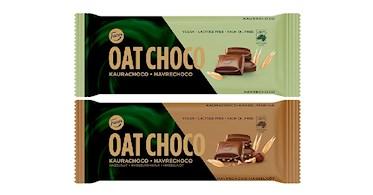 fazer oatchoco vegansk choklad