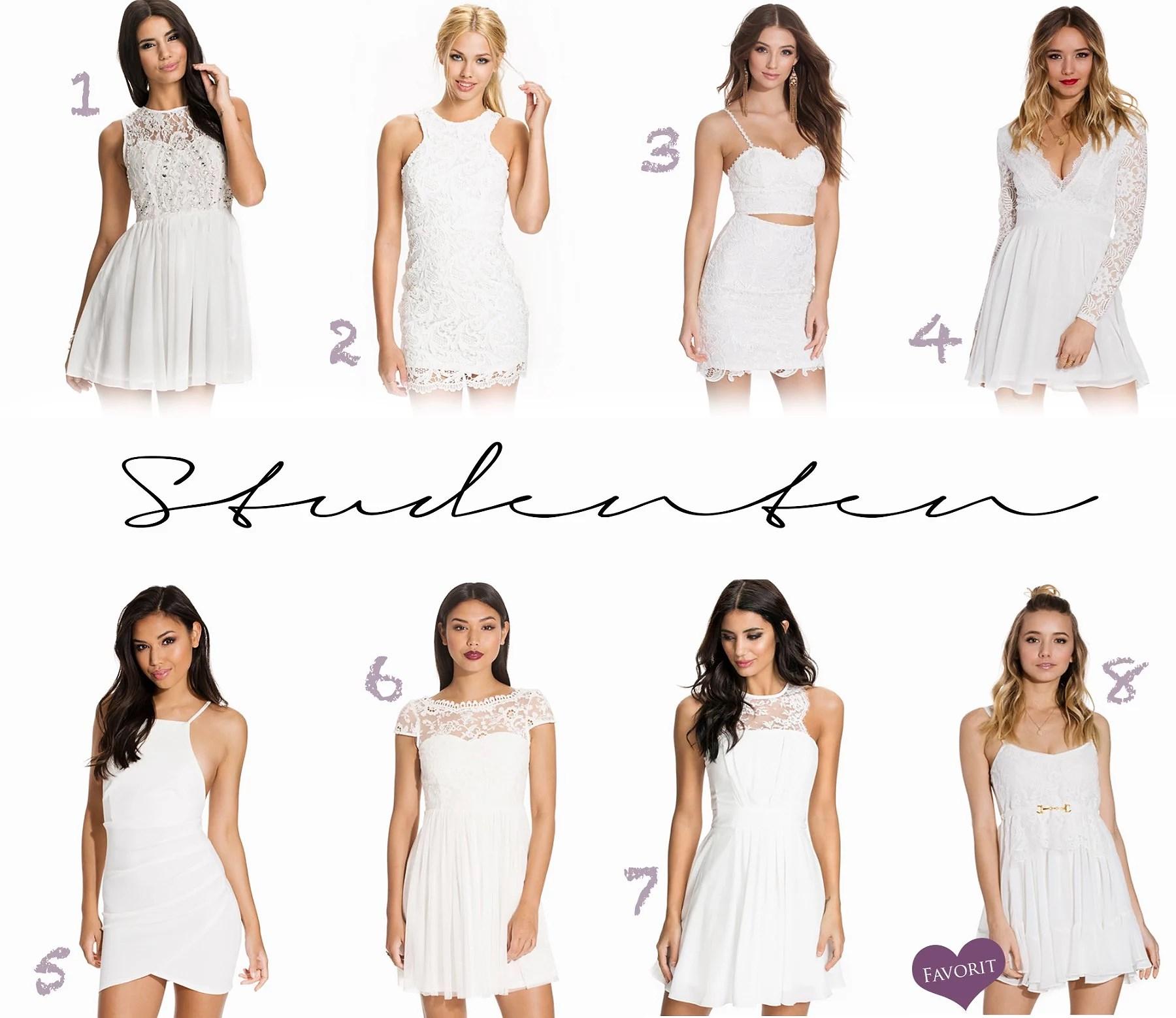 Studentklänningar 2016