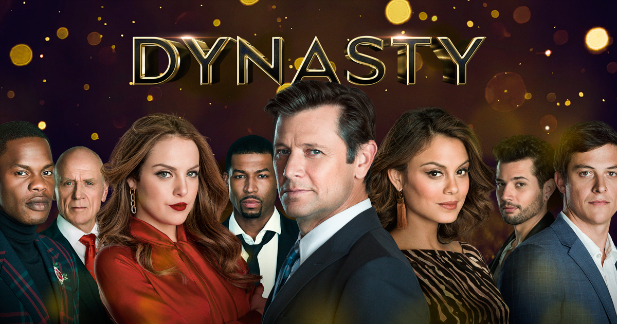 Ny serie - Dynasty
