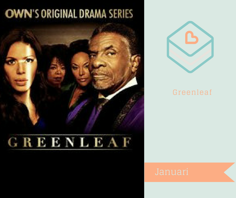 Serier på Netflix som jag vill se - Greenleaf