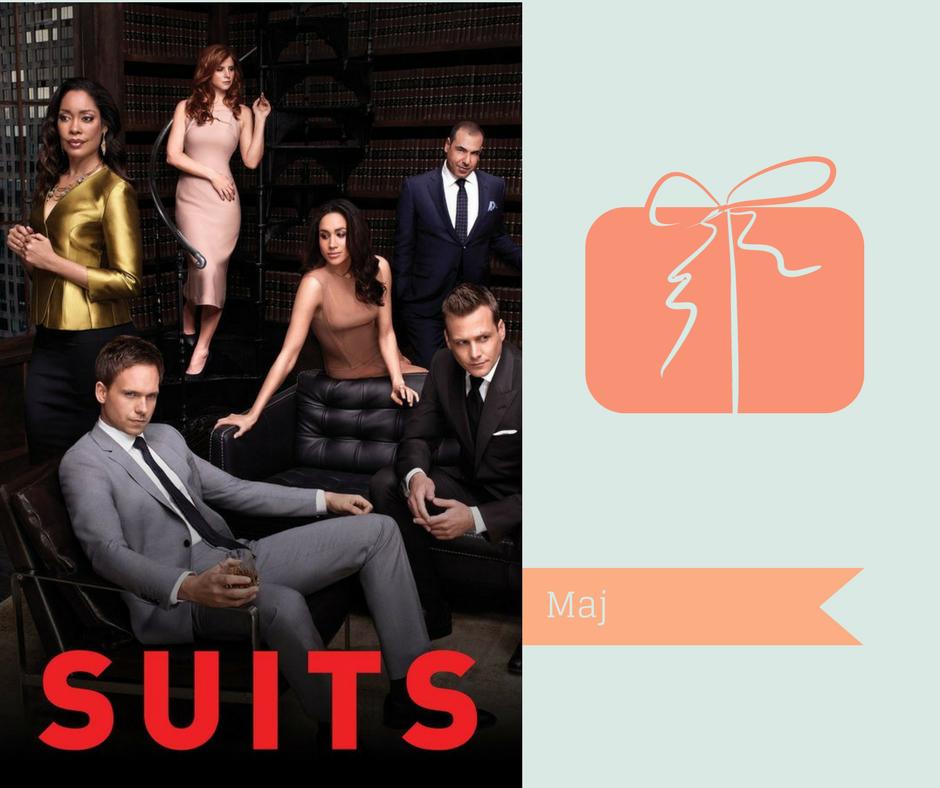 Serier jag ser fram emot varje vecka - Suits