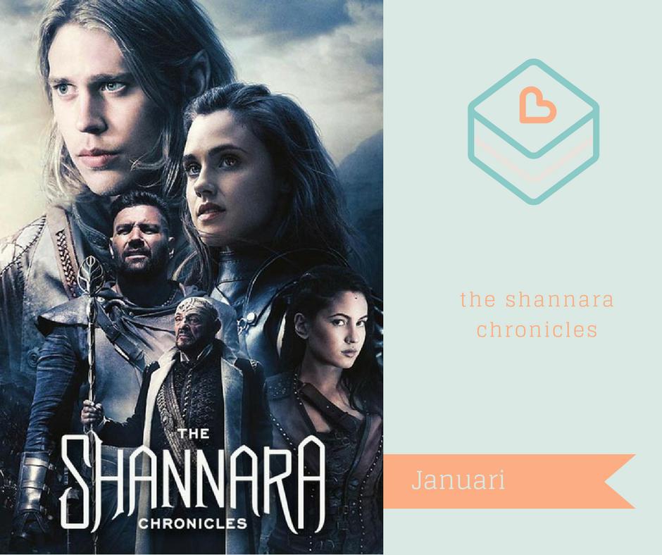 Serier jag vill se på Viaplay - the shannara chronicles