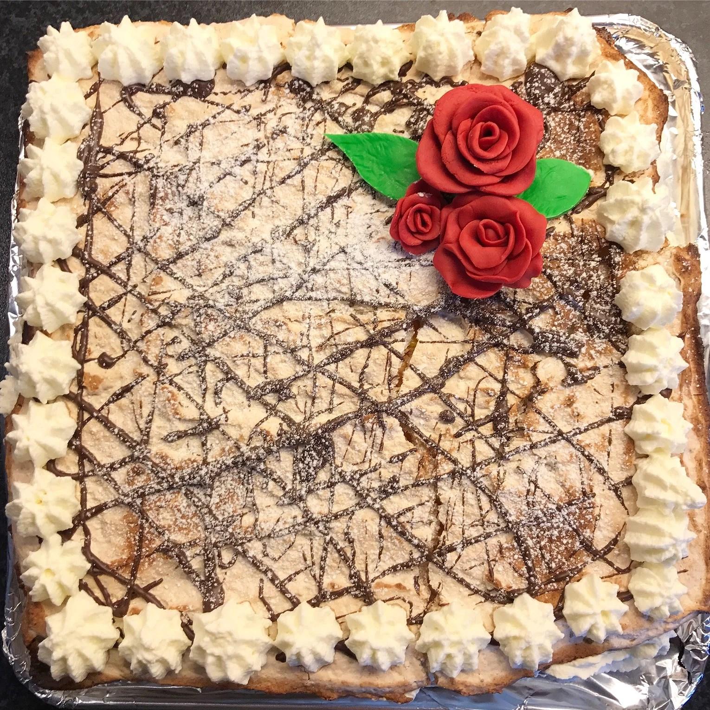 Gårdagens tårtor
