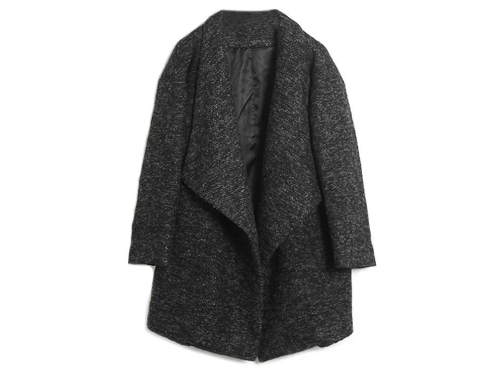 A GREY COAT