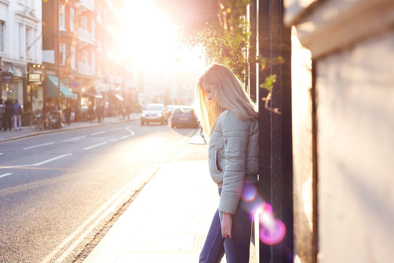 Kensington sunlight
