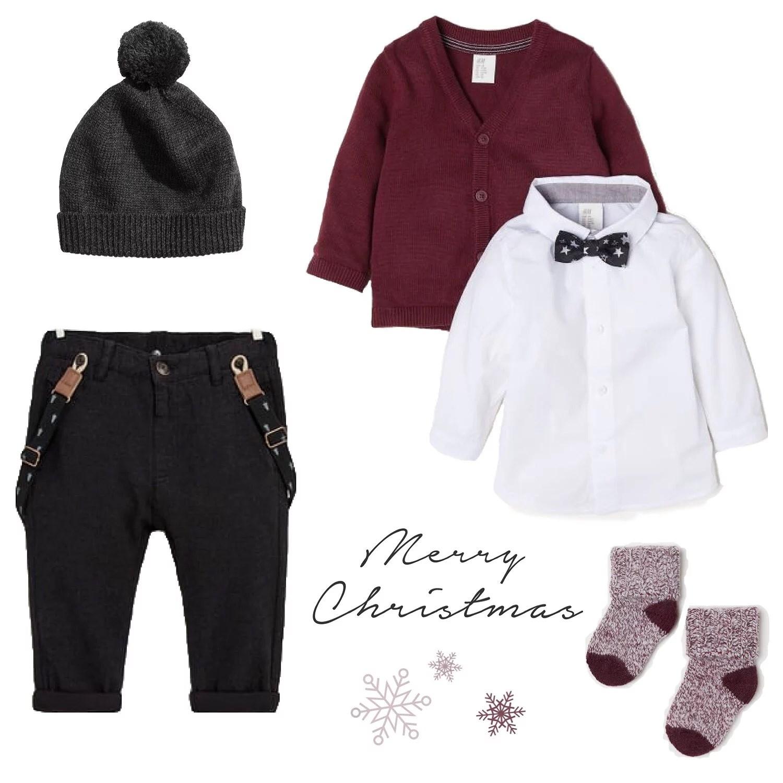 A Burgundy christmas