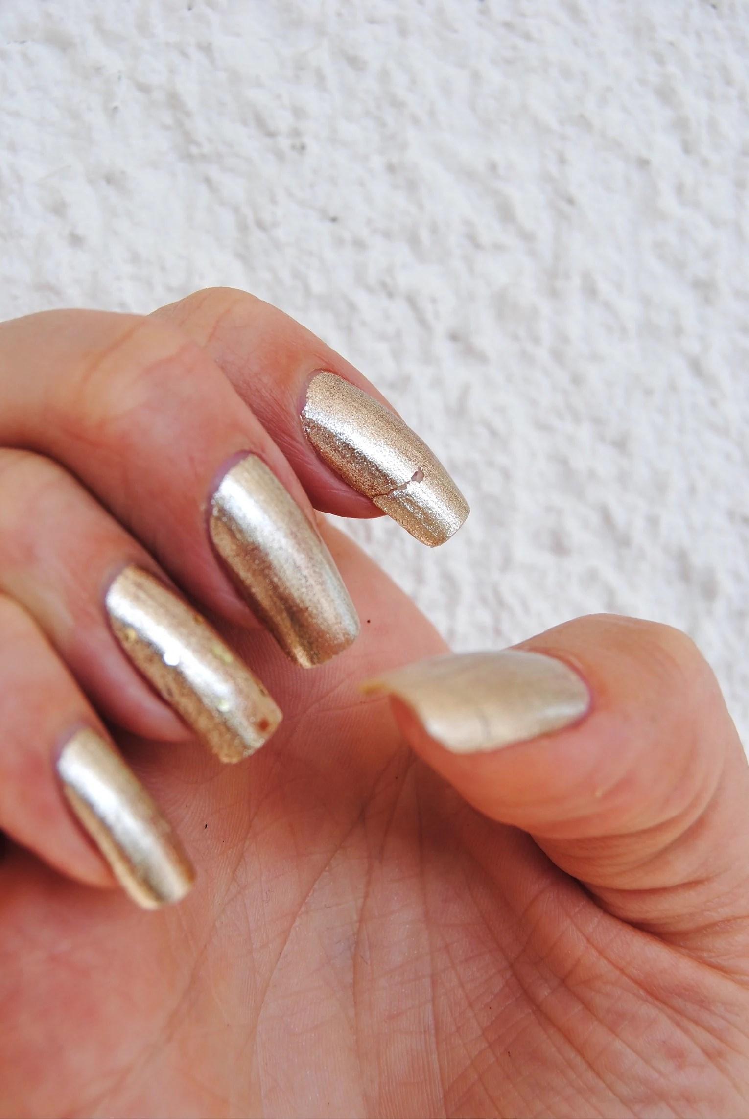 Golden stuff