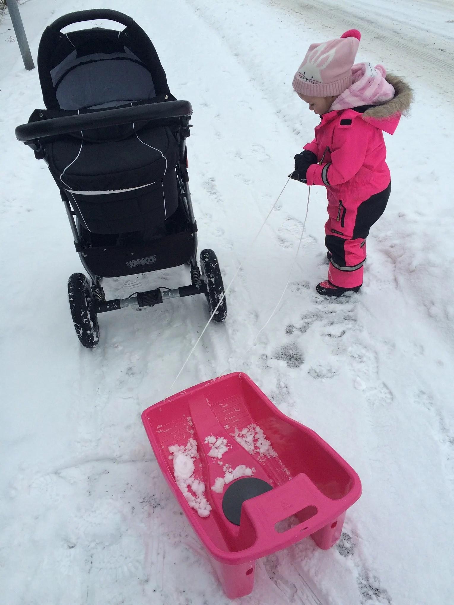 Snöbollskrig!