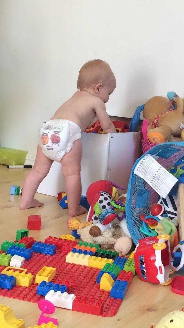 Stå och leka!